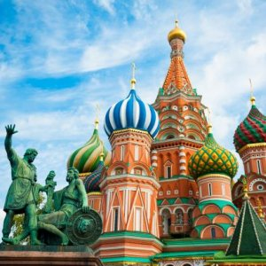 Russians Spend Less Abroad