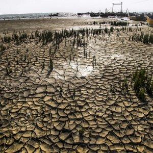 Caspian Sea Level Decline Continues