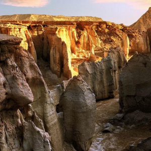 Qeshm Geopark Fate Hangs in Balance