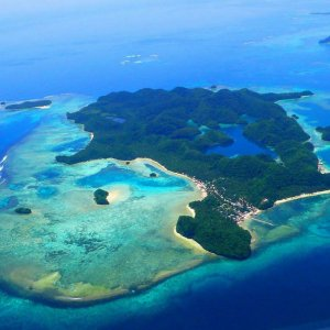 Islands in the Solomons Erode, Disappear