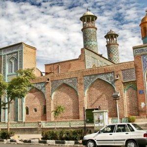 Sanandaj Jame' Mosque Undergoing Restoration