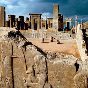 Giant Silos Cast Doubt Over Persepolis' Future