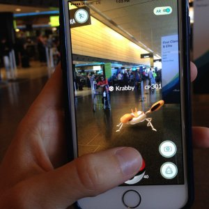 US Airline Warns Against Playing Pokemon Go in Airports