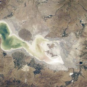 Urmia Lake Revival  Efforts Paying Off