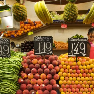Brazil Inflation Exceeds Forecast