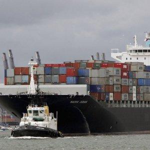 UK Trade Deficit at 8-Year High