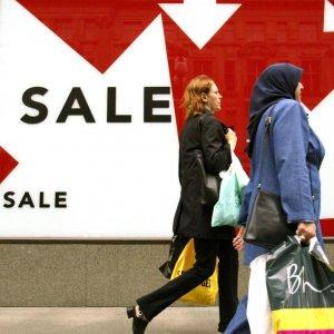 Britain on Cusp of Recession