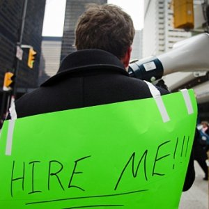 Canada's Jobless Increase