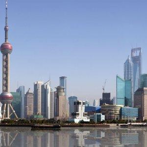 China's FDI Inflows Down