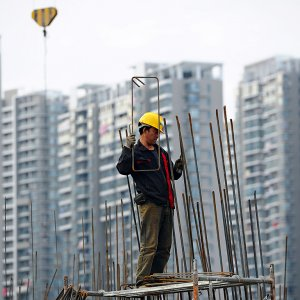 China Economy Bottoms Out But Risks Increasing