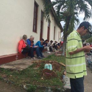 Cubans Facing Hard Times