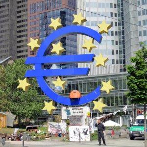 Eurozone Inflation Negative