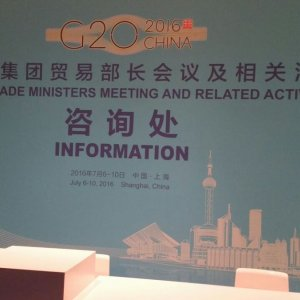 G20 Endorses Trade Growth Strategy