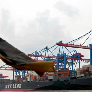 German Exports Stagnate
