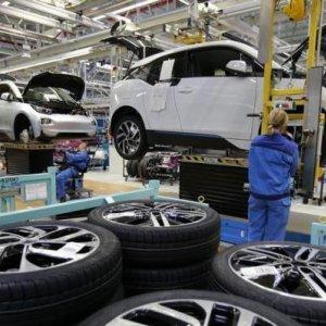German Factory Orders Slide