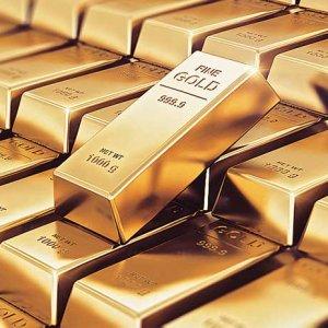 Gold at 2-Week Low