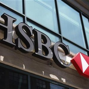 HSBC Profit Lower