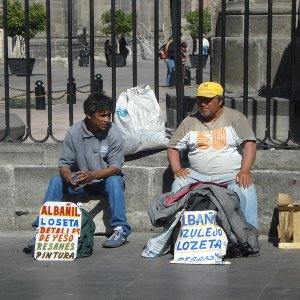 Mexico Jobless Rate Falls