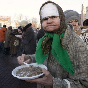 Russia CB Says Recession Almost Over