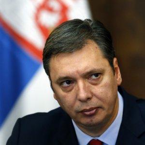 Serbia GDP Growth High