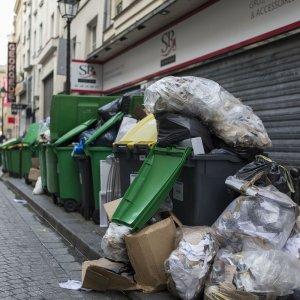 Strikes, Protests Paralyze France