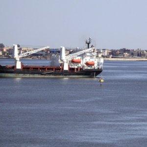 Suez Canal Revenues Up