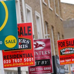 UK Estate Agents' Fears Rise