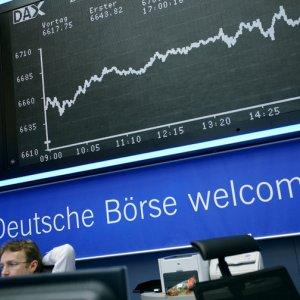 Deutsche, LSE Merger