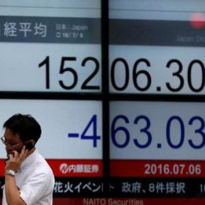 Asia Stocks Rise as Japan Plans $265b Stimulus Package