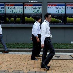 Asian, European Stocks Rise