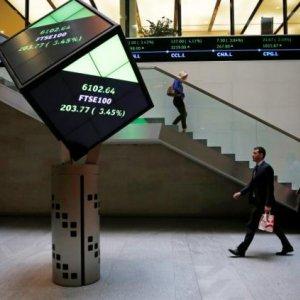 Energy, Banking Stocks Boost European Shares