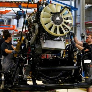 Eurozone Growth Revised Down