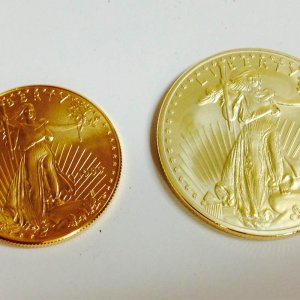 Fake Gold, Silver Coins Flooding US Market