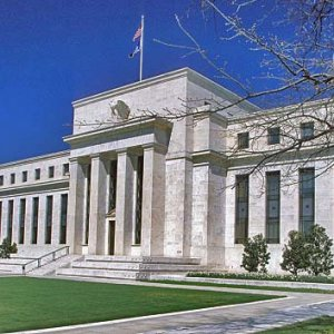 The Federal Reserve Bank.