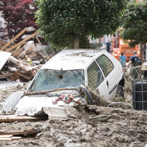 German Flood Claims at $1b
