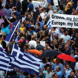 Greece Running Out of Precious Time, Options
