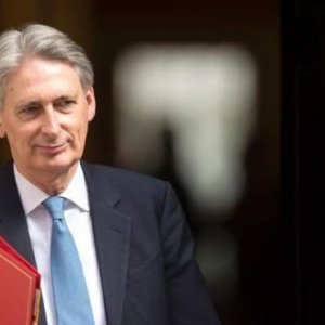 Hammond Says Brexit Rattled Financial Markets