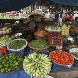 India Retail Inflation at 22-Month High