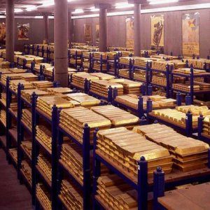 Rise in Gold Holdings Raises Investor Angst