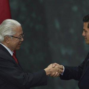 Singapore, Mexico Sign Deals
