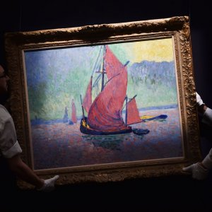 Sotheby's Sale Plunges 61%