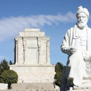 Ferdowsi Commemoration in Mashhad, Dushanbe