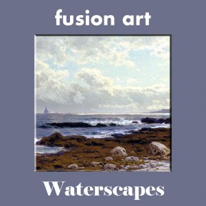 Fusion Art 'Waterscapes' Int'l Online Competition