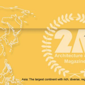 Asia Art & Architecture Award in October