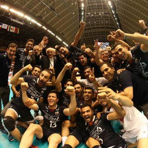 Iran Men's Volleyball Team Qualifies for Rio Olympics