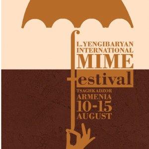 'Growth' in Armenia Mime Festival