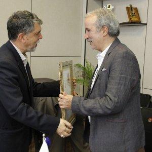 Iranian Literati Receive  Top Art Certificates
