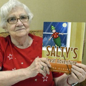 83-Year-Old Becomes Published Author