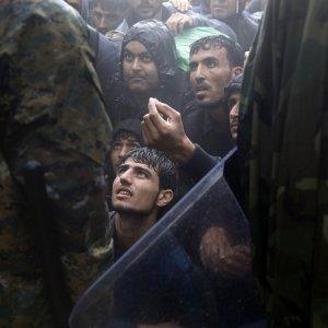 Samos Exhibition on Europe's Refugee Crisis