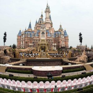 Shanghai Disneyland Opens Today